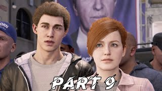 Marvel's Spider Man Walkthroughs Part 9 And The Award Goes To Ps4 Pro Gameplay