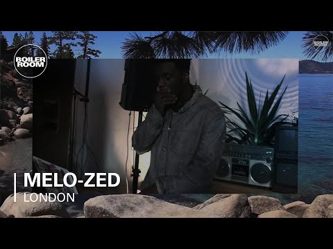 Melo-Zed Boiler Room London Live Set