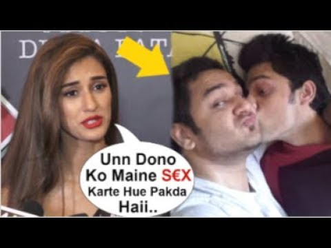 Disha Patani CAUGHT Ex-Boyfriend Parth Samthaan Having $€X With Vikas Gupta While They Were DATING