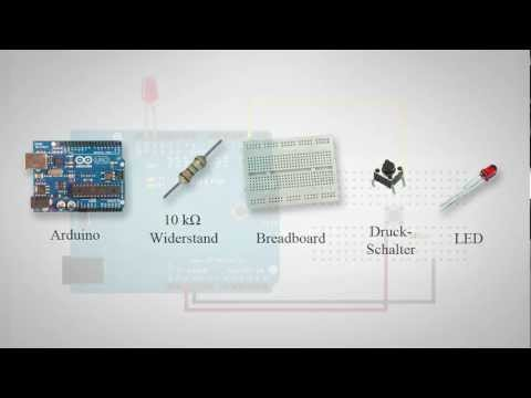 Arduino Tutorial - 5. If-Bedingung (#5)