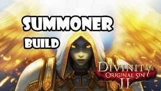 Divinity: Original sin 2 - Summoner build guide
