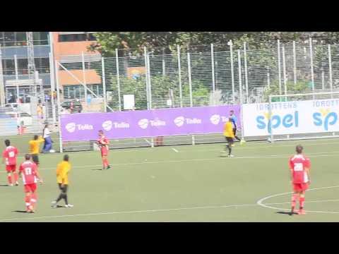 Gothia Cup 2014 U18 B Final - Kinetic Academy U18 vs F.C Beirut 2