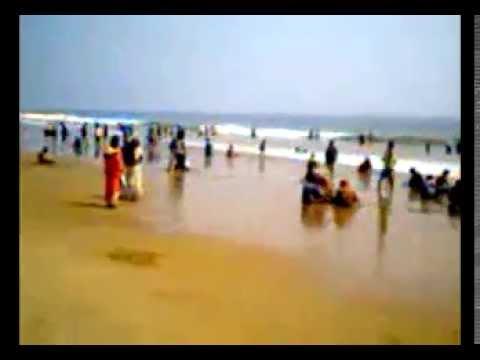Puri Sea and Sea Beach
