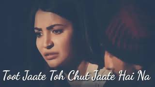 Ae Dil Hai Mushkil Love Sad Dialogue - Whatsapp Status Video| Sad Whatsapp Statu