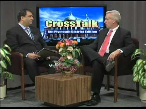 WHCA's 6th Plymouth Disctrict CrossTalk featuring State Rep Josh Cutler