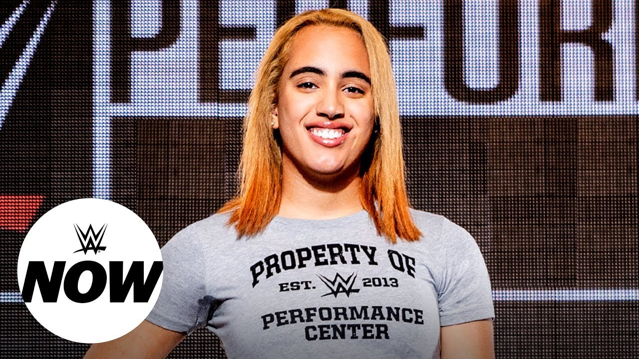 Simone Johnson, The Rock's daughter, is training to be the first ...