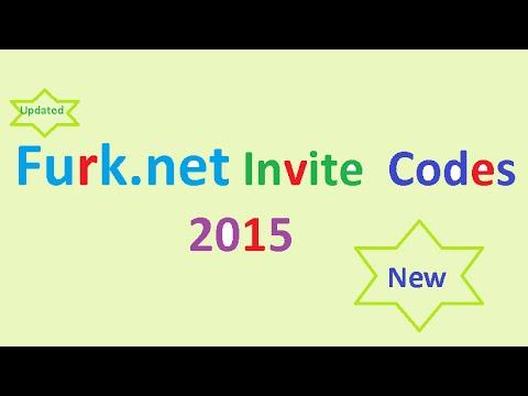 furk   invite codes 2015   youtube