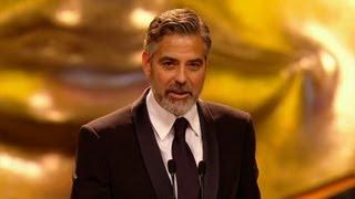 Argo's Best Film Bafta: George Clooney/Ben Affleck/Grant Heslov - British Academy Film Awards 2013