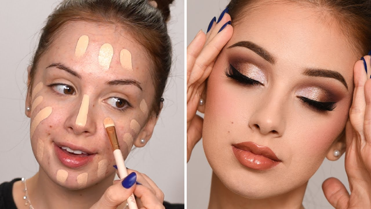 EXTRA GLAM Makeup Tutorial