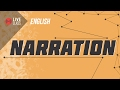 English - Narration [SSC | HSC | Admission]
