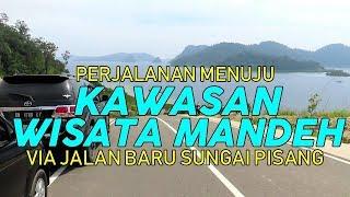 Download lagu Rute Perjalanan Dari Kota Padang Menuju Kawasan Wisata Mandeh Via Jalan Baru-Sungai Pisang