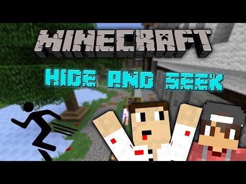 """Minecraft Hide and Seek"" - БЯГАЙ"