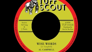 Al Campbell - Wise Words