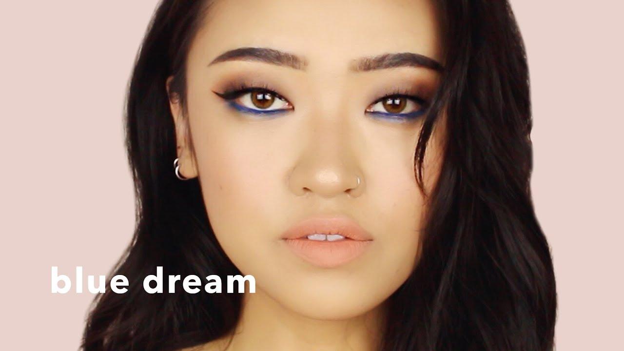 6c58e6bd4d3 BLUE DREAM | MONOLID MAKEUP. Sandy Lin