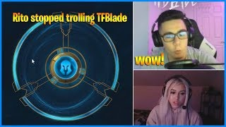 Rito Finally Stopped Trolling TF Blade | Macaiyla being Tyler1 | LoL Daily Moments Ep 469