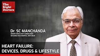 Heart Failure: Devices, Drugs & Lifestyle   Dr. SC Manchanda   WCCPCI tv   TheRightDoctors