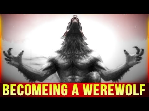 Skyrim - Becoming A WEREWOLF - Companions Walkthrough!