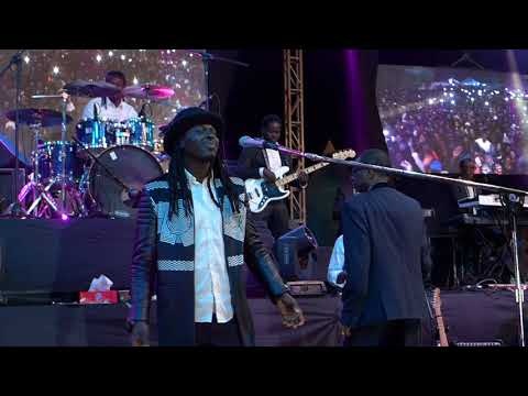 Youssou Ndour africa ft. Fada Fredy - Grand Bal 2018 cices