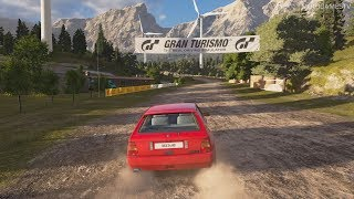 Gran Turismo Sport - Lancia DELTA HF Integrale Evoluzione '91 Gameplay [PS4 Pro]