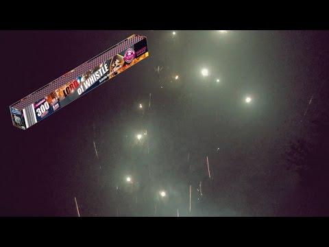 LIDL 8,99€ | Weco Feuerwerk Lord of Whistle Heuler-Batterie 300 Schuss [Full HD/50fps]