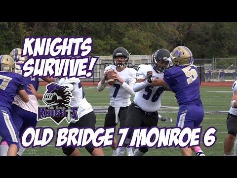 Old Bridge 7 Monroe 6 | Week 5 Highlights