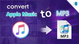 [Full Guide] How to Convert Apple Music to MP3, M4A or FLAC