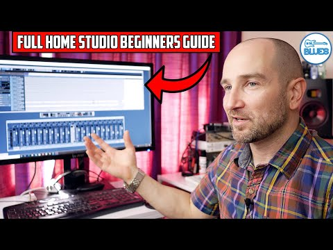 Setting Up a Home Studio DAW on Any Budget! - Everything You Need To Know!