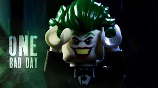 "Lego Joker origins""One Bad Day"""