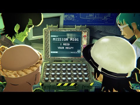 Gorillaz x G-Shock - Mission M101 (Part 1)