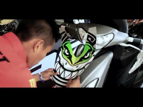 Full Download] Download Decal Gratis Motor Pola Yamaha Mio