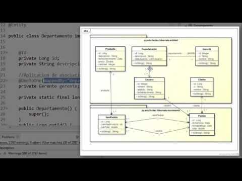 Relacionamiento entre entidades utilizando Hibernate y Jpa_Hibernate3