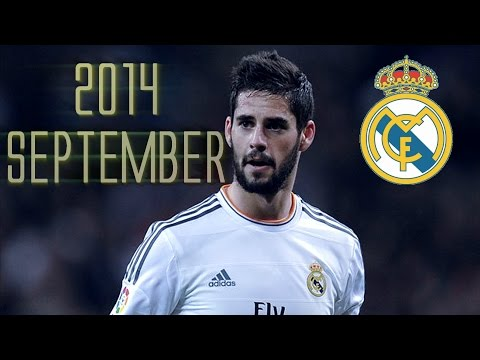 Isco Alarcón | Monthly Review | September | 2014/2015 HD