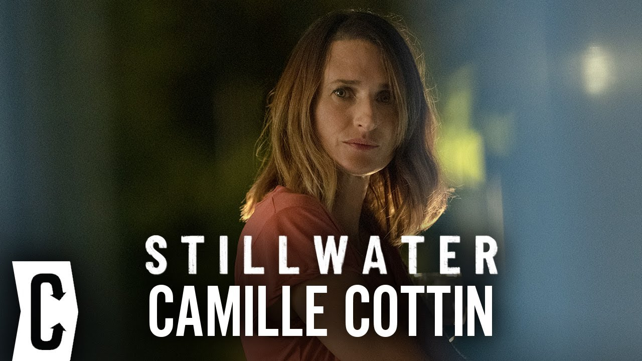 Camille Cottin on Stillwater and Working with Ridley Scott on House of Gucci