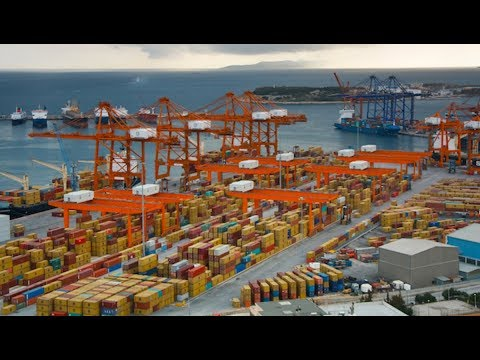 Forced Privatization of The Greek Port of Piraeus, One Year Later