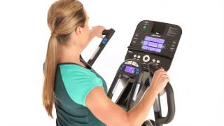 LifeFitness - E5 Adjustable-Stride CrossTrainer Features