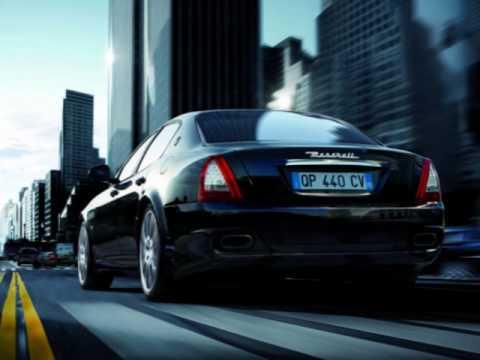 2008 And 2010 Maserati Quattroporte Sport Gt S Youtube