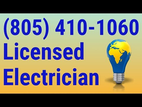 Licensed Electrician Simi Valley CA | 805.410.1060