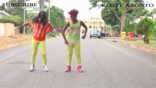 Timaya    Shake Your Bum Bum Azonto & Akayida Dance Video 2013)