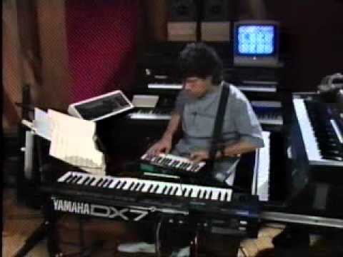 [piano lesson] Chick Corea - Keyboard Workshop.avi