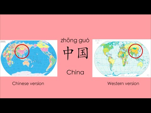 Learn Chinese Mandarin lessons for beginners 10: How to say countries, nationalities and languages