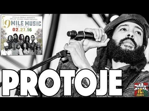 Protoje  Protection @9 Mile Music Festival in Miami February 27th 2016
