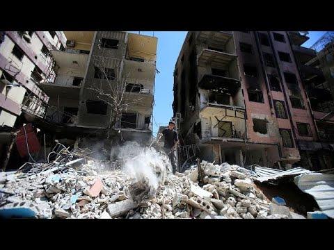 20 قتيلا في قصف مخيم اليرموك  - نشر قبل 3 ساعة