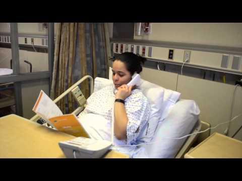 Regions Hospital Room Service