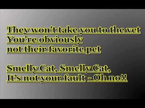Phoebe Buffay - Smelly Cat Lyrics
