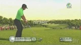 Tiger Woods PGA Tour 09 Xbox 360 Gameplay - E3 2008: Long