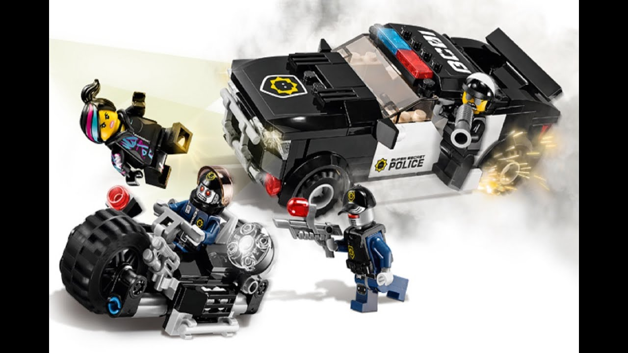 Lego City Police Compilation Movies - We are the police 2019