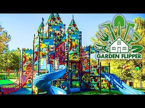 ЛУЧШАЯ ДЕТСКАЯ ПЛОЩАДКА ► Garden Flipper #11