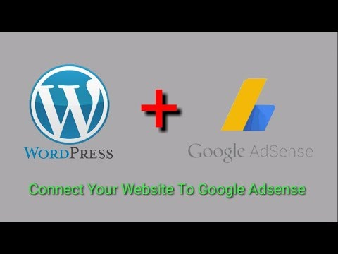How To Paste Google Adsense Verification Code Into The Html Of Your