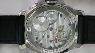 Panerai Watch Repair and Service
