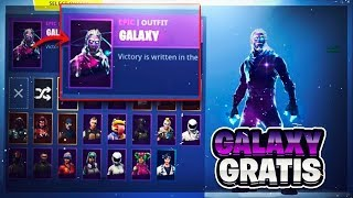 LIKE HAVING ANY FREE SKIN IN FORTNITE! **GALAXY**
